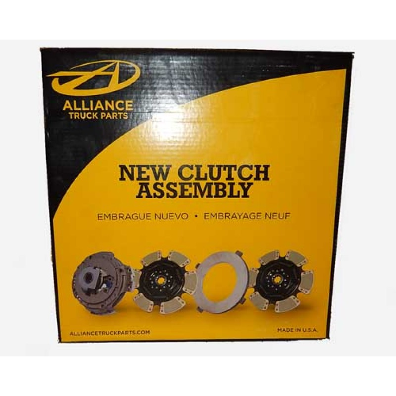 """The box for an alliance clutch 15-1/2"""", 2050FT/LB - N25-208925-25"""