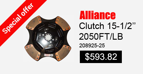 Alliance Clutch 208925-25