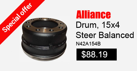 Alliance Drum Steer Balanced
