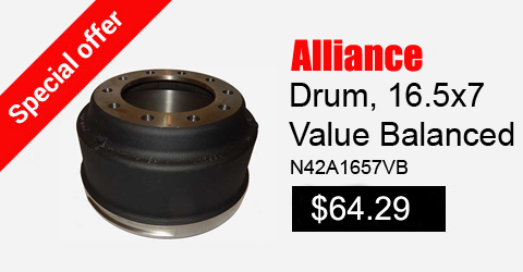 Alliance Drum n42a1657vb