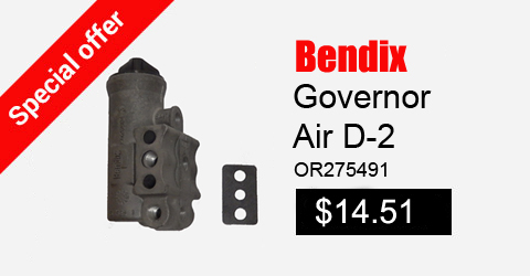Bendix Governor or275491